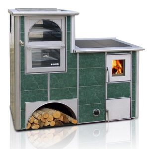 Rustically Central Heating Cooker 25kW