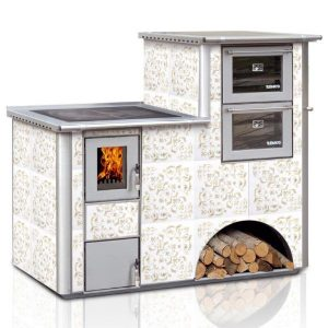 Rustically Central Heating Cooker 35kW
