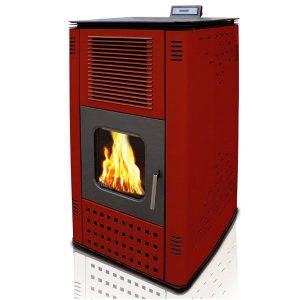 Pellet Stove For Central Heating P20 WATER+AIR