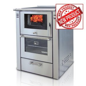 Solid Fuel Cooker 9kW